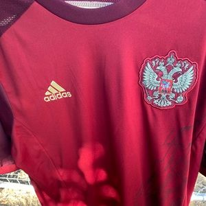 Russia national team jersey